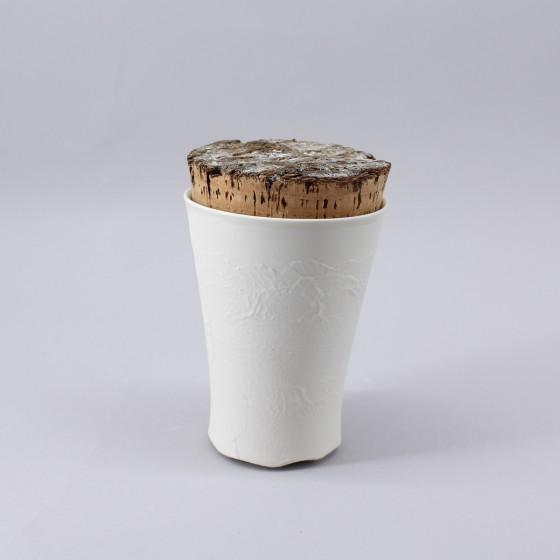 Mug & boite porcelaine