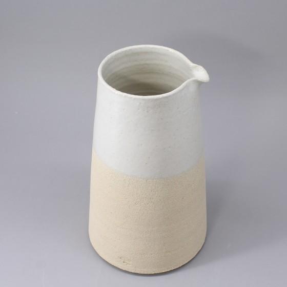"""Stoneware jug """" Authentic"""""""