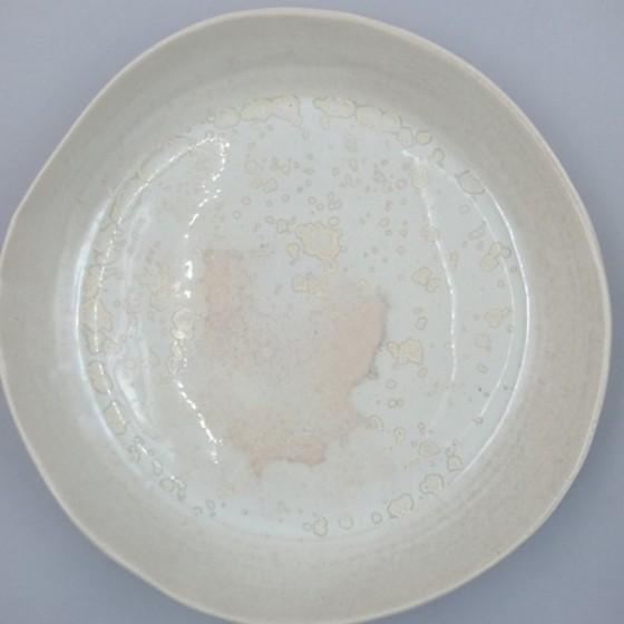 Assiette creuse porcelaine...