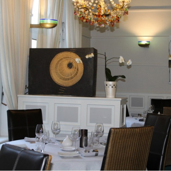 Décoration salle de restaurant