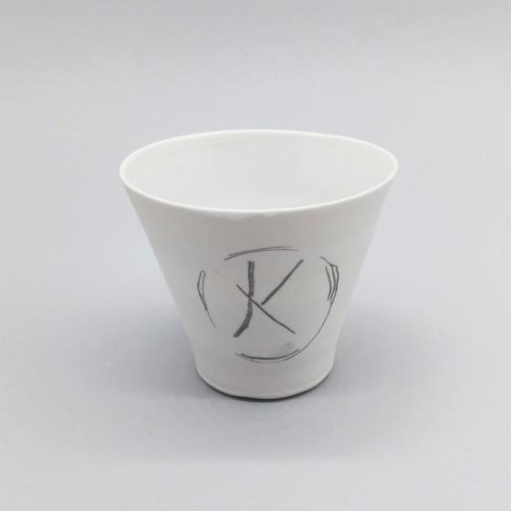 Customised mug with company...