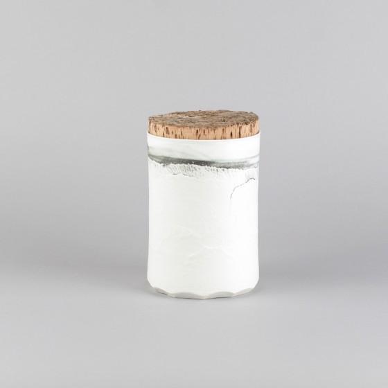 Boîte à tout porcelaine