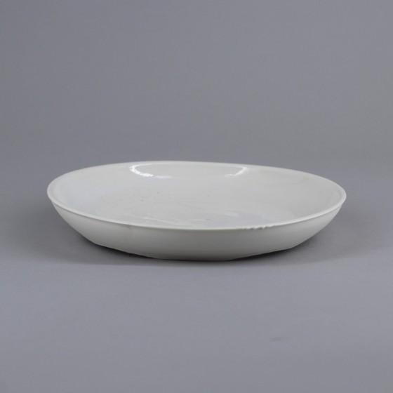 Little porcelain plate